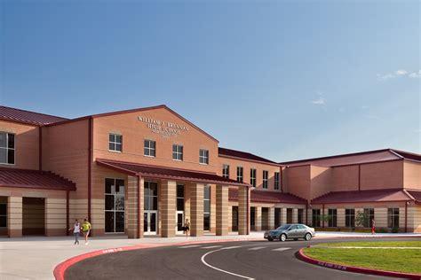 william  brennan high school architect magazine