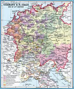 Map Of Northern Germany by Northern Germany Map Travel Map Vacations