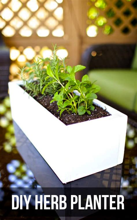 herb planter diy diy herb planter gimme some oven