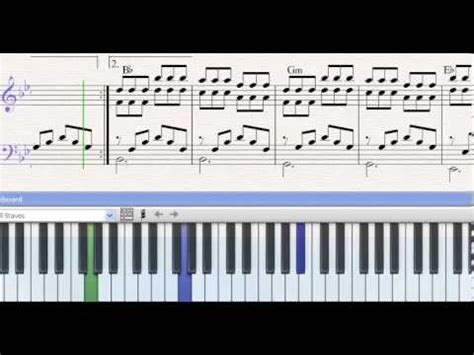 tutorial keyboard a thousand years tutorial piano a thousand years christina perri youtube