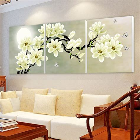 picture decorating aliexpress com buy print poster canvas wall art orchids