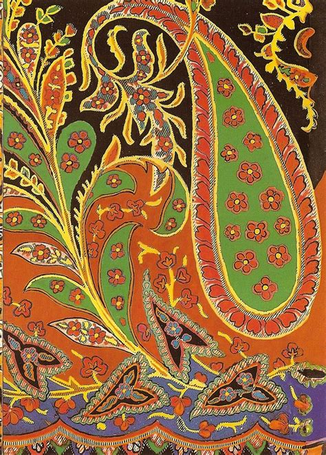 paisley pattern spiritual meaning 9 best all things paisley images on pinterest beautiful