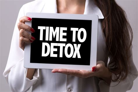 Can You Go Back To Detox by Struggling With Detox These 4 Tips Will Help As You Heal