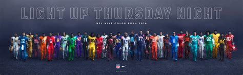 Thursday Three Assistant Lit by Nike And Nfl Light Up Thursday Football Nike News