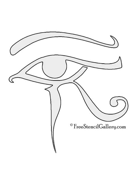 eye of horus coloring page 34 best coloring pages lineart ancient egypt images on