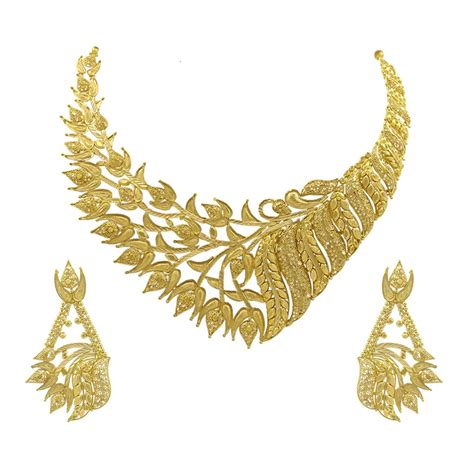 Gold Necklace gold necklace sets buy pattravisesh gold necklace