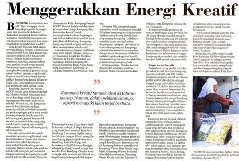 menulis opini di media massa wajah indonesia tips menulis contoh artikel opini di koran contoh u