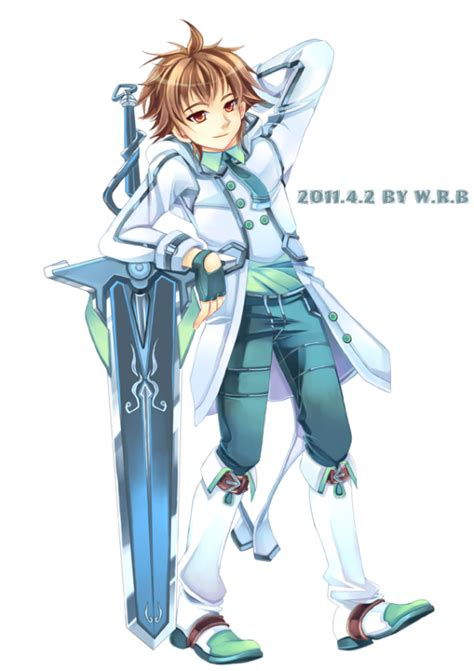 Sweater Anime Sword Black big sword boy 01 by whitericebear on deviantart