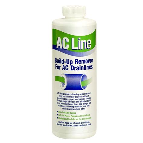 Ac Cleaner web ac line cleaner for air conditioner drain lines wacl8