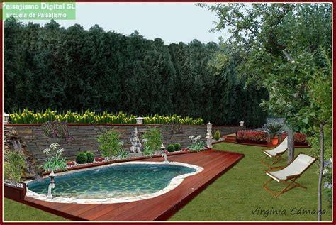 jardines paisajistas calendario de cursos profesionales para paisajistas