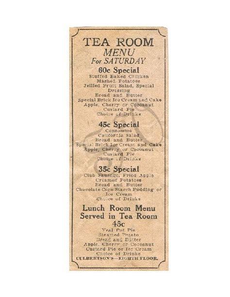 st tea room menu 17 best images about tea menus on high tea menu bali and high tea