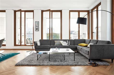 Velvet Dining Room Chairs boconcept osaka corner sofa contemporary living room