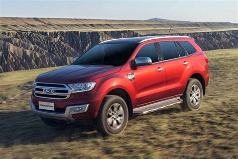 ford endeavour 2018 2018 ford endeavour redesign price 2018 2019 car release