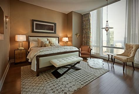 trump bedroom trump tower contemporary bedroom chicago by