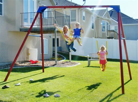 lifetime 10 swing set lifetime products swing set