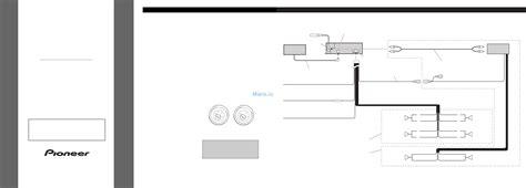 pioneer deh p4000ub wiring diagram pioneer electronics