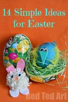 easter basket crafts red ted art s blog 1000 images about red ted on pinterest art blog easter