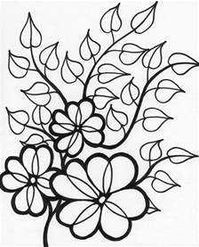 printable flower coloring pages summer flowers printable coloring pages free large images