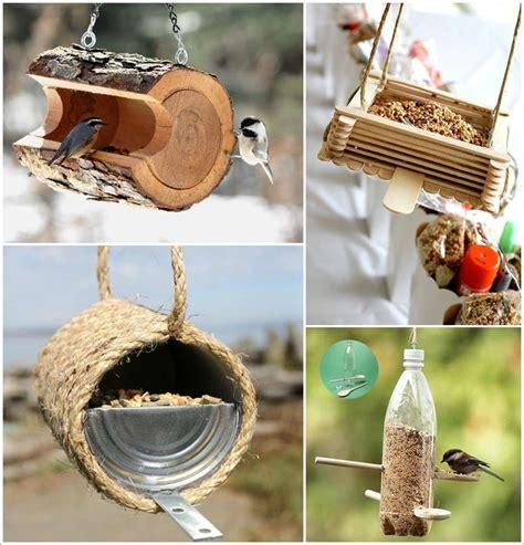 23 Diy Bird Feeder Ideas For Your Garden Bird Ideas