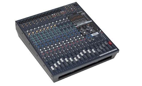 Mixer Yamaha Emx 5016 yamaha emx5016cf powered mixer 500w 500w 4 ohms 16 inputs 16 digital spx effect programs