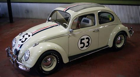 New States Apparel The Bug Herbie Vw 1963 volkswagen beetle herbie to go the hammer at barrett jackson palm auctions