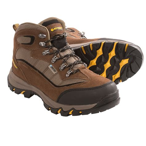 best mens mid hiking boots hi tec skamania mid hiking boots for save 56