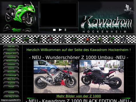 Sachs Motorrad H Ndler Hamburg by Kawadrom Motorradhandels Gmbh Bruno Treutlein In