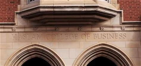 Haslam College Of Business Mba by Haslam College Of Business