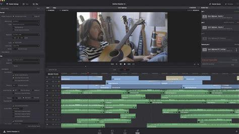 blackmagic design video editor best free video editing software