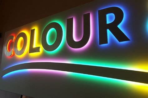 glow in the paint dublin signsolutions 15 years using state of the technology