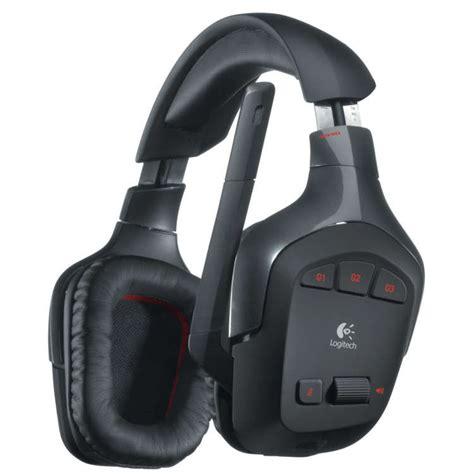 Logitech Wireless Gaming Headset G930 logitech g930 gaming wireless usb 7 1 headset pccomponentes