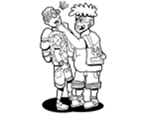 imagenes faciles para dibujar del bullying dibujo de acoso escolar