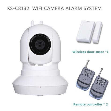 china ks c8132 home security system manufacturers