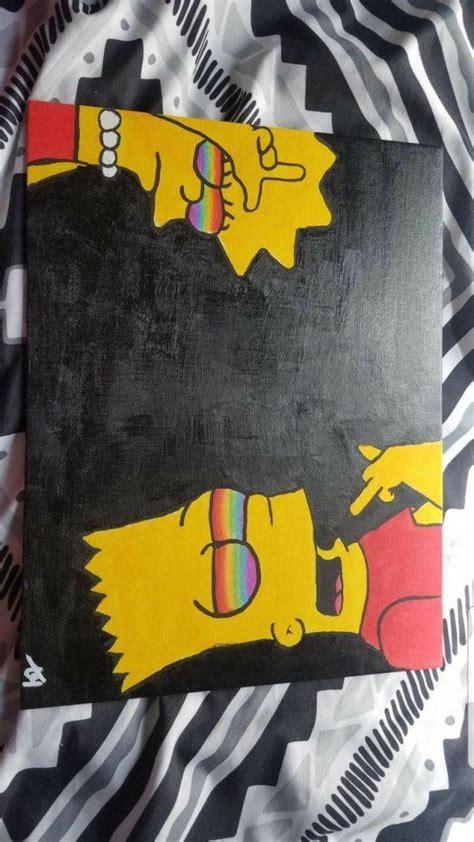 trippy painting ideas harunmudak