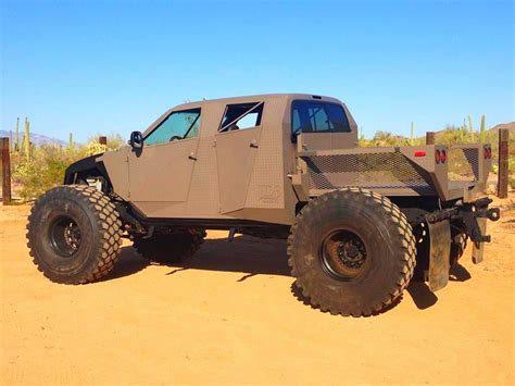 off road car rockzilla is ready for the apocalypse off road xtreme