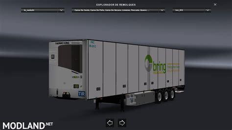 european trailer pack   mod  ets
