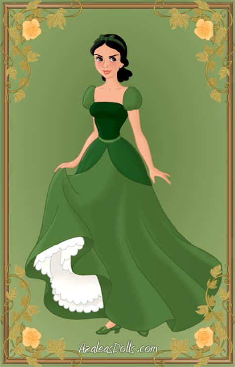 Drizella Green Dress drizella tremaine by kawaiibrit on deviantart