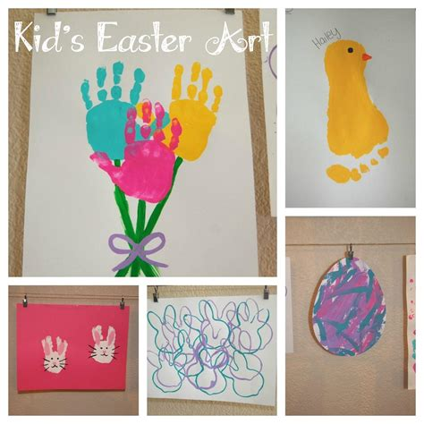 kid easter crafts pinkie for pink kid s easter
