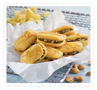 Coklat Kurma Batang cookies buku resep kue