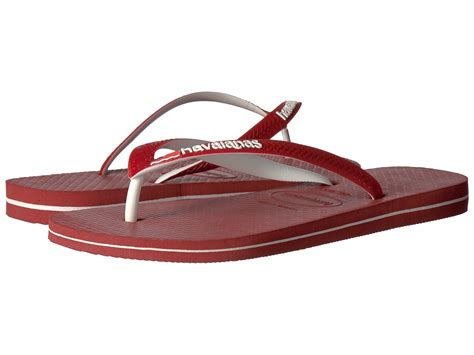 sandals usa havaianas usa logo sandal at zappos