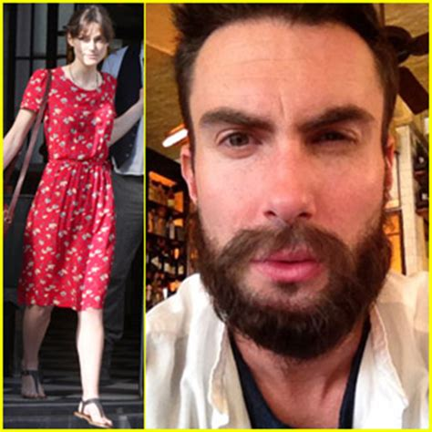 Keyra Dress Maroon By Sheika adam levine keira knightley song stylish adam