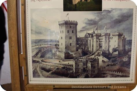 Ordinal Raglan Inside Out 12 raglan castle destinations detours and dreams