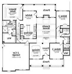 20 2 story great room floor plans house plan 107 1053