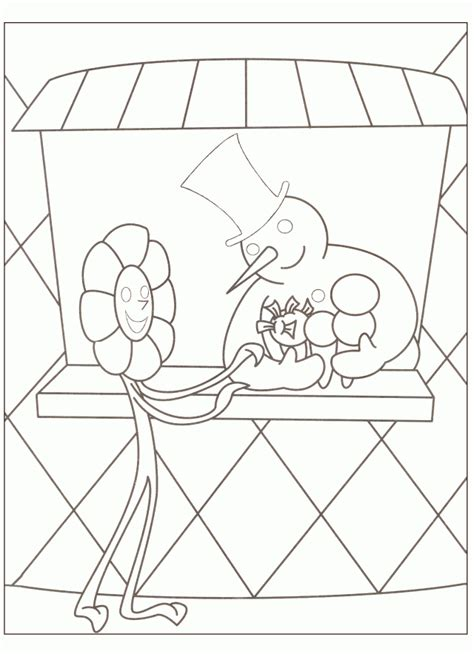 oswald the octopus coloring pages az coloring pages