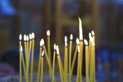 candela della candelora candelora festa della luce perch 233 accendere una candela
