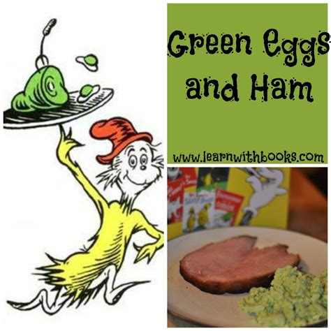 0008201471 green eggs and ham making green eggs and ham learn with books