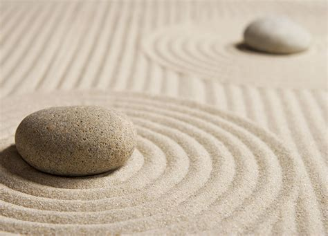 zen images zen stones on the sand wallpaper murals by homewallmurals