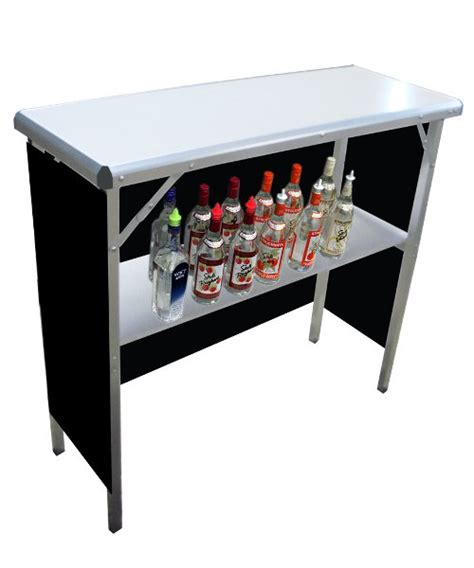 high tops bar gobar portable high top bar