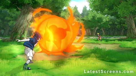 imagenes que se mueven de sasuke uchiha fotos de naruto ultimate ninja storm para playstation 3