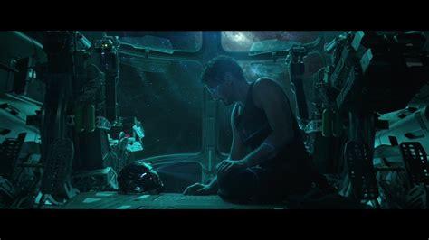 iron man rescued avengers endgame ign